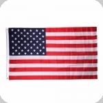 Drapeau nylon USA  de 150 x 90