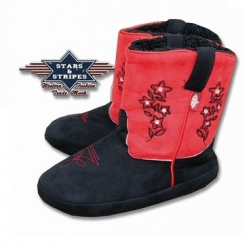 Bottes Chausson Western Cuddly