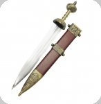 Glaive  ROMAIN Rouge