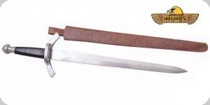 Dague Forgé  avec fourreau Cuir