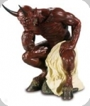 Figurine le Démon