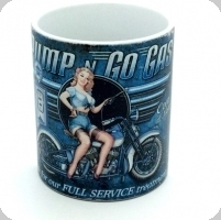 Mug « Pin Up full service »