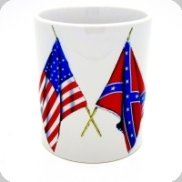 Mug « Etendard Civil War »