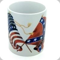 Mug « Drapeaux  Nord et Sud »