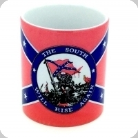 Mug « The South Will Rise Again »
