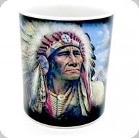 Mug « Chef indien Couleur »