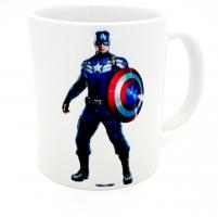 Mug Captain América le Soldat