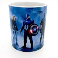Mug Civil War Captain Américain