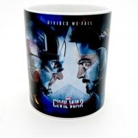 Mug Civil War Face à Face