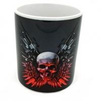 Mug  EXPENDABLES  BLACK