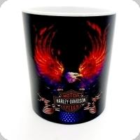 Mug Harley Aigle en flammes  t