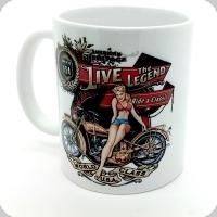 Mug Live the légende