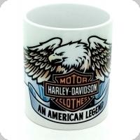 Mug Harley Davidson  An Américan Legend