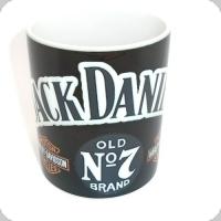 Mug Jack daniel + Harley