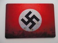 TAPIS  de  SOURIS  « Croix de Svastika»