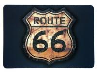 Tapis de souris  « Route 66 Rouille »
