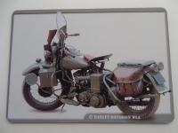 Tapis de souris  « Moto US »
