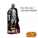 Figurine Captain Phasma de 50 cm