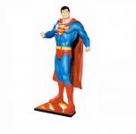 Statue de SUPERMAN Classic   194 cm