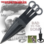 Couteaux de Lancer EXPENDABLES