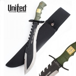 Couteaux Force Recom Kukri  United Cutlery