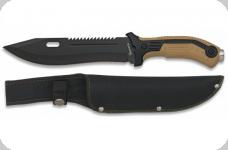 Couteau Tactique coupe barbelé