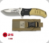 Couteau Pliant RUI Mod. COYOTE sable