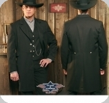 Veste Redingote Western Wyatt
