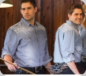 Chemise Western  Colby