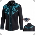 Chemise Western Colin