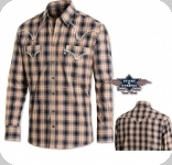 Chemise Western Justin