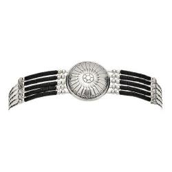Bracelet 5 Fils Conchas Onyx