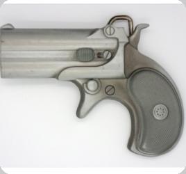 Boucle de Ceinture Revolver Modèle d'expo