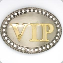 Boucle de Ceinture VIP  Modèle d'expo