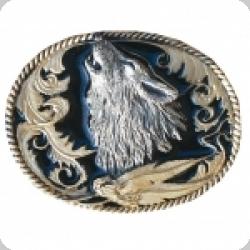 Boucle de Ceinture Loup