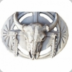 Boucle de Ceinture Vache