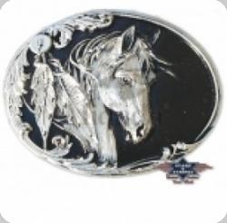 Boucle de Ceinture Cheval