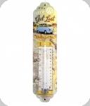 Thermomètre Vintage WW Get Lost   de 28 cm