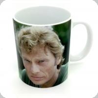 Mug Johnny Hallyday  jeune