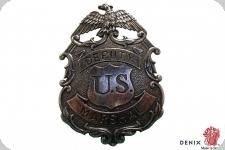 Badge de Marshalle Deputy bronze  avec aigle