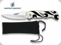 Couteau Pliant de poche design   Lame de 6.5 cm