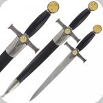 Dague franc macon de 42 cm