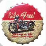 Capsule Métal Vintage Ride Free