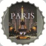 Capsule Métal Vintage Paris
