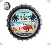 Capsule Métal relief 
