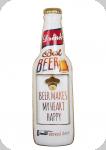 Decor mural vintage 3D   Enseigne décapsuleur Best Beer