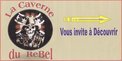 Bienvenue et bon shopping dans * La Caverne du Rebel *