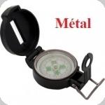 Boussole de l'Ingénieur METAL Noir - DINGO