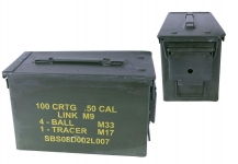 Caisse a munition n°2 Original US ARMY