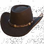Chapeau Western Gambler
